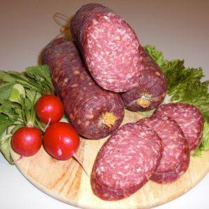 Rind & Schweinfleisch-Mettwurst